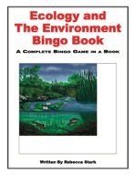 Ecology and The Environment Bingo Book