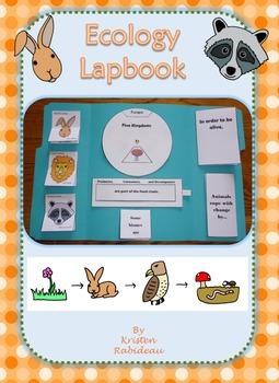 Ecology lapbook