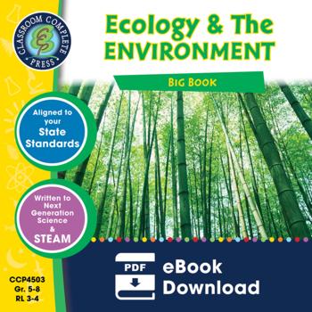 Ecology & the Environment BIG BOOK - Bundle