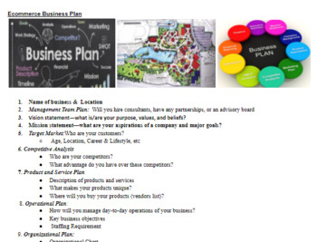 Ecommerce Ebay Multimedia Marketing/BusinessEntrepreneurship Project PBL