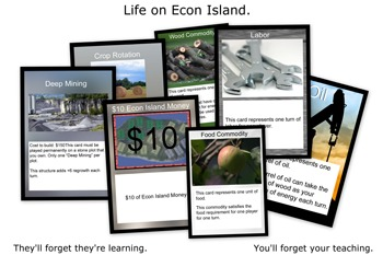 Econ Island: The premier classroom economic simulation.