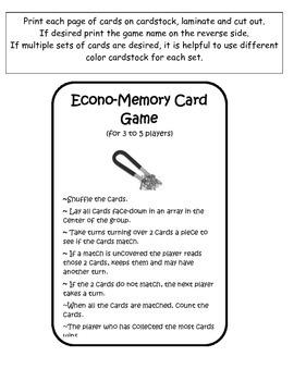 Econo-memory