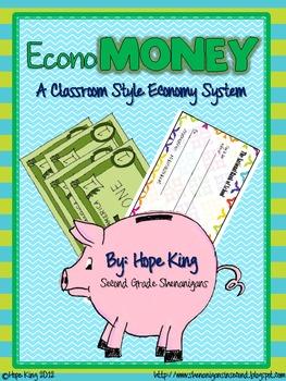 EconoMoney: A Booming Classroom Economy All Year Long