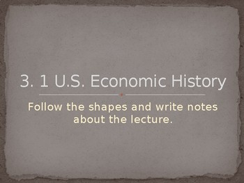 Economic Activity - Intro to Business Ch. 3
