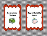 Economic Choice Game
