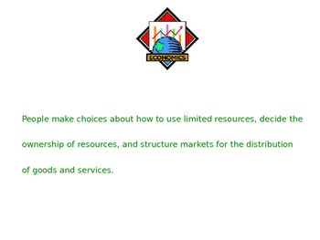 Economic Concepts Power Point (CE.11a)