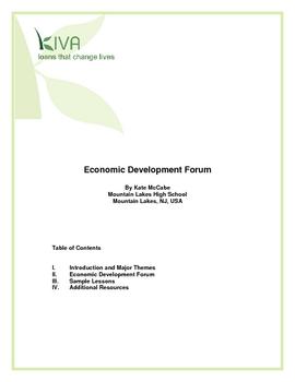 Economic Development Forum