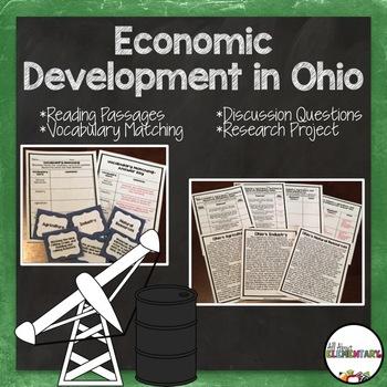 Economic Development of Ohio
