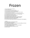 Frozen part 1