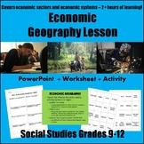 Economic Geography Lesson