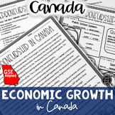 Economic Growth Factors in Canada (SS6E6)