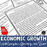 Economic Growth Factors in Europe (SS6E9)