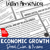 Economic Growth Factors in Latin America (SS6E3)