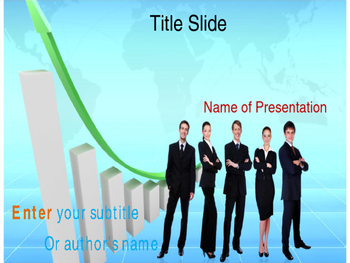 Economic Growth PPT Template