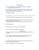 Economic Literacy AP Economics Clinton and the Economic Plan