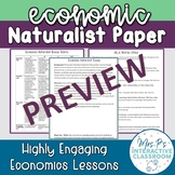 Economic Naturalist Essay Resources for the Economics Classroom!