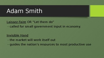 Economic Philosophers