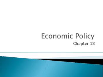 Economic Policy Lecture