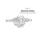 Economic Policy Lecture Slides (teacher portion)