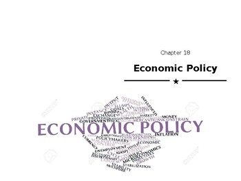 Economic Policy Lecture Slides (teacher portion)