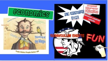 Economic Principles - Using Children's Books to Teach Economic Thinking!