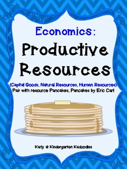 Economic Productive Resources