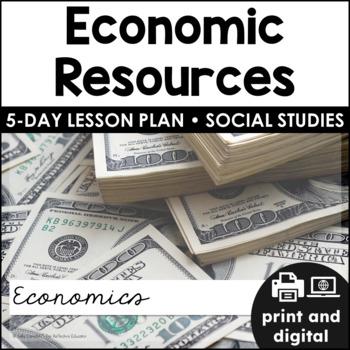 Economic Resources ~ Quick Pack