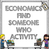Economic Scavenger Hunt