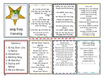 Economic Song Book