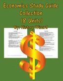 Economics Study Guide Collection (8 Units)