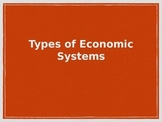 Economic Systems (recently updated)