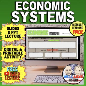 Economic Systems Bundle