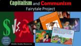 Economic Systems Capitalism vs. Communism Story Book Proje