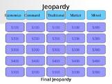 Economic Systems Jeopardy