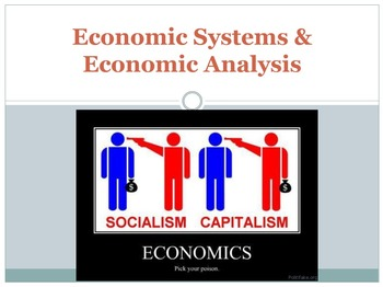 PPT - Economic Systems by Intuitive Econ | Teachers Pay Teachers