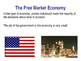 Economic Systems - Planned, Mixed & Free Marked Economies