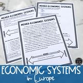 Economic Systems in Europe BUNDLE (SS6E7, SS6E7a, SS6E7b, SS6E7c)