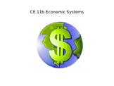 Economic Systems power point (CE.11b)