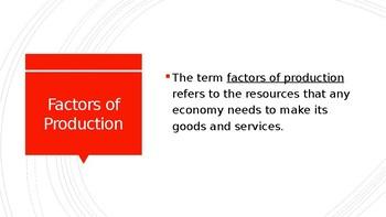 Economic systems economics goals articles lecture agenda ppt.