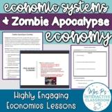 Economic Systems & the Zombie Apocalypse Economy (Distance