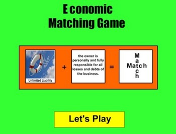 Economic Terms - Bill Burton