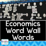 Economic Word Wall Words