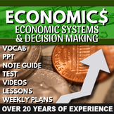 Economic Systems and Decision Making