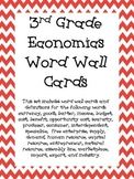 Economics Word Wall Cards