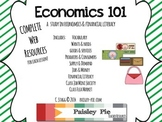 SOCIAL STUDIES: Economics 101- A Unit for 1st-3rd Grades