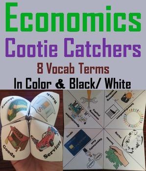 Economics (k-12) Activity: Natural resources, Barter, Income, Credit, etc.