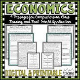 Economics Comprehension Passages