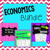 Economics Lessons: Bartering, Supply and Demand, and Produ