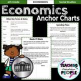 Economics 4th Grade Mini Anchor Charts