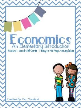 Economics - An Elementary Introduction